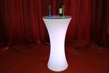 illuminated Hotel mobile table