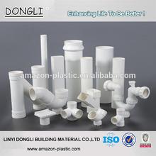 PVC/ CPVC/ PPR Pipe Fittings
