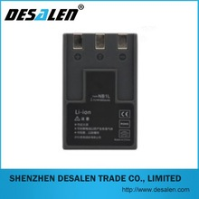 Factory Direct Sales Digital Camera Battery for canon nb-1L