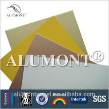 new design curtain wall aluminum pastic composite panel alibaba hot sale Alumont acm