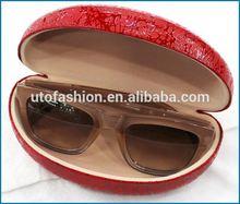 YT3060 custom pinhole sunglasses case for smart sunglasses