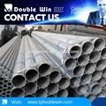 bs1387 galvanizado de tubos de acero q345 propiedades mecánicas