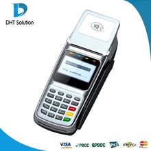 Really pos terminal supports bank payment,WIFI,GPRS connection(DTPOS3510)