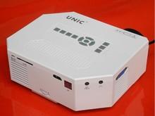Hot Sale 1080P HD Home Theater Mini Projector For 3D Cinema Video Movie Support USB VGA AV LED Mini Projector