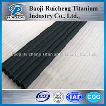 supply titanium electrode bar for water ionizer