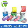 Colorful washy paper tape adhesive