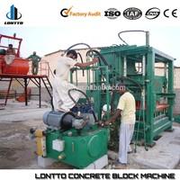 QT4-15 Full Auto Block Machine Spare Parts For Concrete Mixer
