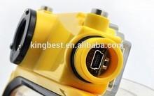 kingbest 5.0MP digital scuba mask camera for recording