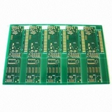 Immersion Gold 4-layer PCB, China manufacturer