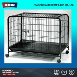 Hot sale!! New Style Popular Foldable Stainless Steel Dog Cage