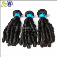 Luxefame hair 100% Natural Brazilian Hair Human Hair Price List no tangle no shedding virgin 8 inch brazilian hair