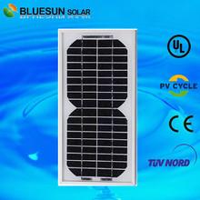 Bluesun good price mono 5W solar panel with CE TUV UL certificate