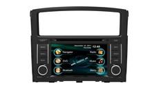 In-dash Car stereo radio/dvd/gps/mp3/3g multimedia system for Mitsubishi Pajero