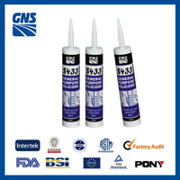glass mirror silicone sealant joints fungicide led light curtain wall