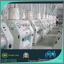 European standard wheat flour grinding mill/fully automatic grinding mill/grinding mill with PLC system