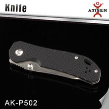 Stainless Steel 440C Portable Pocket Knife Folding
