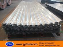 tiles painted galvanized/ tile zinc price/ zinc plates meter price