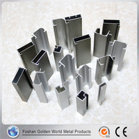 Kitchen Cabinet anodized extruded aluminium price per kg