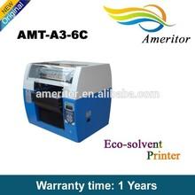 new inkjet pen/cards/phone case printing machine