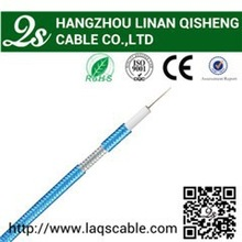 Factory price CCTV CATV communication cable 75 ohm rg6 decoder for cable tv