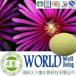 Hot sale Kanna extract/Mesembrine 98%/Sceletium tortuosum extract/Lose weight plant extract