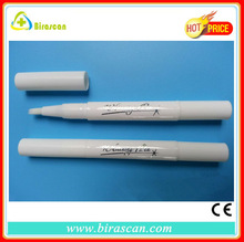 White Gel Pen Tooth Cleaning Bleaching