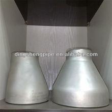 ASME B16.9 AL -aluminum reducer concentric