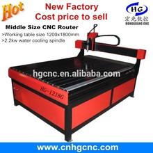 Hongguang Brand 3 axis cnc machine