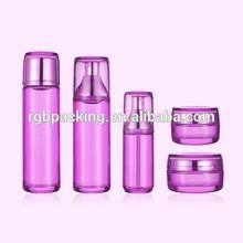 2015 wholesale color coating 40ML 100ML 120ML glass bottle 30G 50G hand cream jars