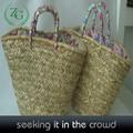 Alta qualidade artesanal de palha sacos para as mulheres