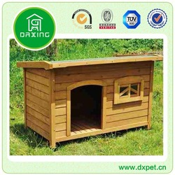 Chain Link Dog Kennel DXDH001