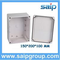 Waterproof Plastic Electrical Instrument Case