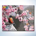 Peinture chinoise gros zhuhai truehearted coquelicots peinture à l'huile