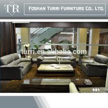 2014 new design luxury living room sofa heated leather sofa for sale