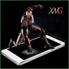 Hot model 9h anti oil high clear 0.2mm tempered anti shock custom screen protector for xiaomi mi 4