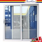 Thermal Break new product balcony sliding aluminium door with Australia Standard