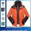 Hot sale cross country functional zipper waterproof jacket
