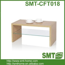 2014 new model home furniture wooden swivel end table
