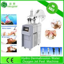 oem water oxygen machine/oxygen peel machine