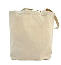 Custom Print Economic Canvas Shopping Bag Blank
