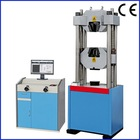 200 ton WAW-D Computer Control Electro-hydraulic tension and compression tester , ball bearing steels test machine