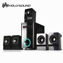 5.1 home theater wireless surround sound speaker