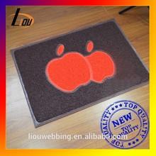 The most novel flocking floor mat
