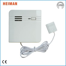CE approved network water leakage alarm adopt MCU processing support low power indicator
