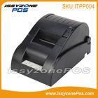 58mm Pos Thermal Receipt Printer 80mm/s Printing Speed ITPP004