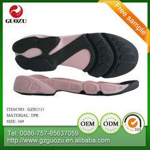 basketball straw shoe sole