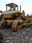 Used Crawler Bulldozer D6H/Dozer in good price D5,D6,D7 bulldozer