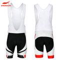 2014 sublimação Coolmax ciclismo desgaste / ciclismo almofadas de camurça Shorts / ciclismo Jersey Bib Shorts