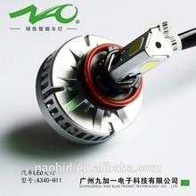 Good quality good price 40w 3600lm daewoo nubira headlight