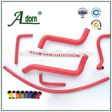 High temperature lowest price customized silicone hose suit 93 saab